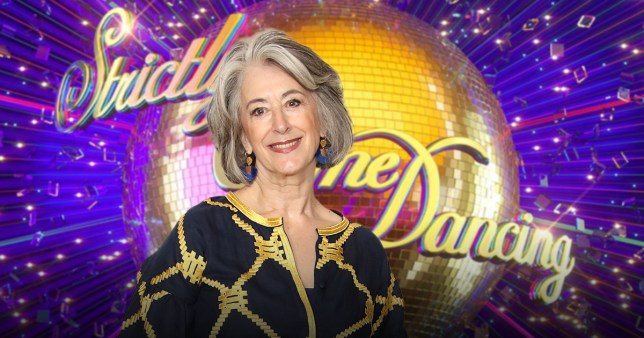 Strictly Come Dancing's Maureen Lipman