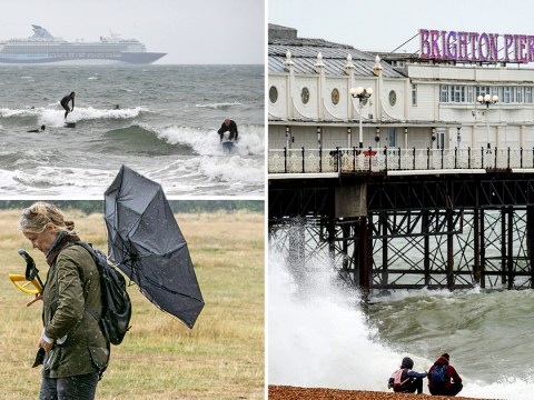 Met Office issues weather warning as 60mph winds set to batter UK