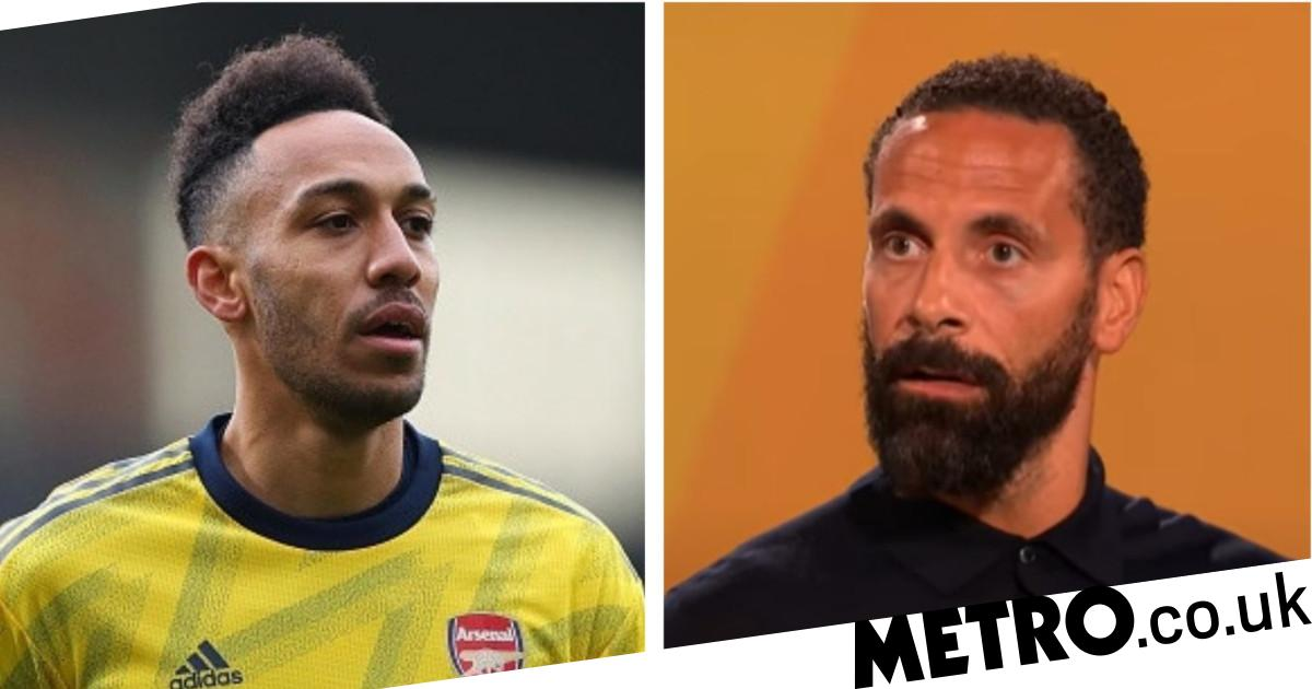 Rio Ferdinand explains why Pierre-Emerick Aubameyang is stalling over signing new Arsenal contract
