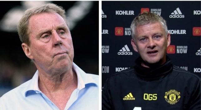 Harry Redknapp sees 'massive improvement' in Ole Gunnar Solskjaer's Manchester United