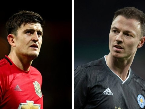 Jonny Evans urged Harry Maguire to join Manchester United and predicted he would become Red Devils captain