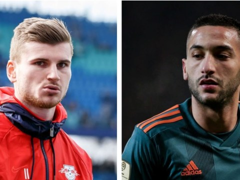 Chelsea squad 'excited' by Timo Werner and Hakim Ziyech arrivals, says Andreas Christensen