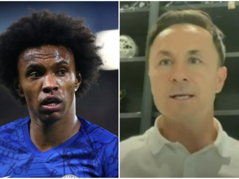 Dennis Wise warns Chelsea about Willian signing for Arsenal