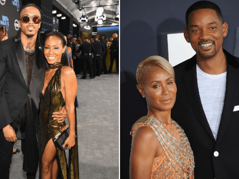 Singer August Alsina alleges Will Smith 'gave his blessing' to have affair with Jada Pinkett Smith