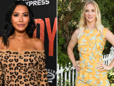 Naya Rivera's Glee co-star Heather Morris 'holding on to hope' as search continues for missing actress