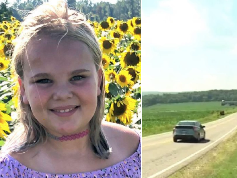 Girl, 10, left mother heartbreaking suicide note before killing herself in a field