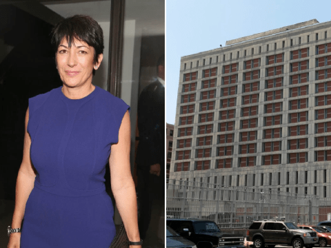 """Ghislaine Maxwell 'is being moved """"from cell to cell"""" to avoid being killed in jail'"""