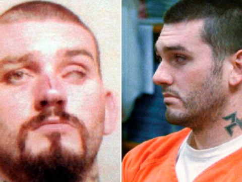 Killer says: 'I didn't do it, you're killing an innocent man' as he's executed
