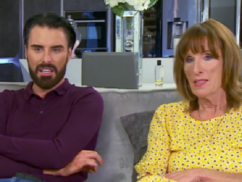 Celebrity Gogglebox: Rylan Clark-Neal's reaction to mum mishearing explicit Basic Instinct scene is everything: 'Not gum!'