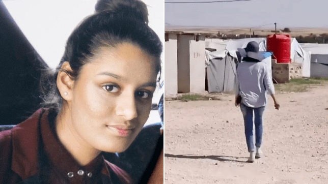 Shamima Begum is 'in a good mood' after ruling but fears for future