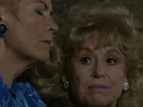 EastEnders fans pine over Dame Barbara Windsor as BBC airs iconic Pat and Peggy episode
