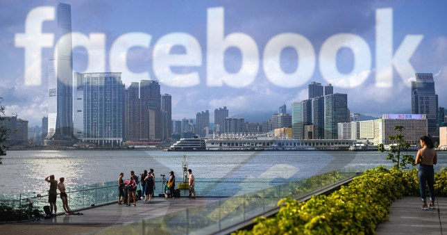 Facebook has suspended data requests from the Hong Kong government (Getty)