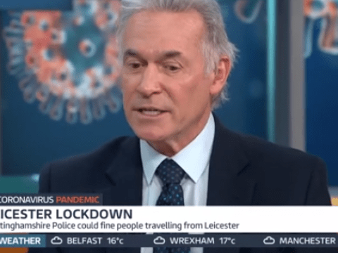 Dr Hilary Jones suggests more local lockdowns are 'inevitable' after Leicester's rise in coronavirus cases
