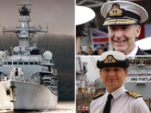 Royal Navy 'to drop gendered terms' to convince more women to join