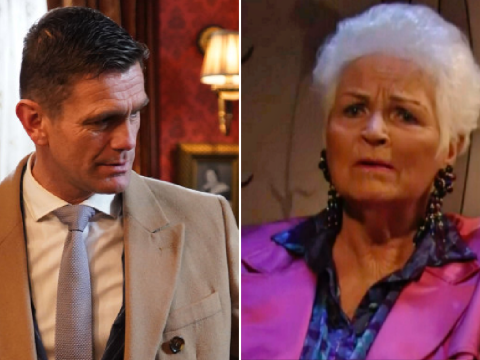 EastEnders star Pam St Clement 'took offence' when Scott Maslen called her Pat