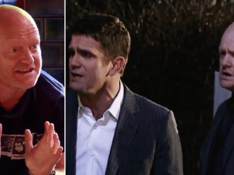 EastEnders stars Jake Wood and Scott Maslen on live episode mishap: 'Get it together!'