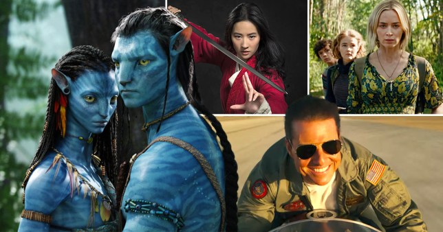 avatar, mulan and other movies