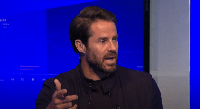 Jamie Redknapp has delivered his Premier League top-four prediction