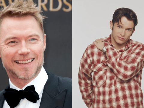 Ronan Keating finds it 'hard' to listen to new song about late bandmate Stephen Gately
