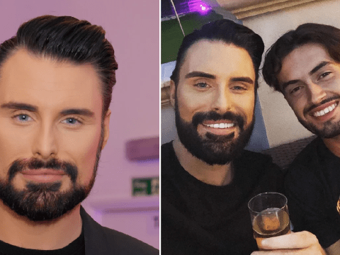 Rylan Clark-Neal 'overjoyed' for stepson as he's accepted into drama school