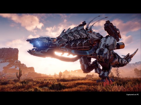 Horizon Zero Dawn for PC gets first trailer and August release date