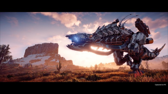 Horizon Zero Dawn on PC screenshot