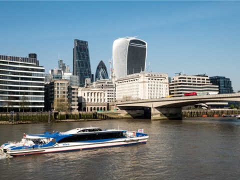 Fed up with traffic? You can now get an Uber across the Thames