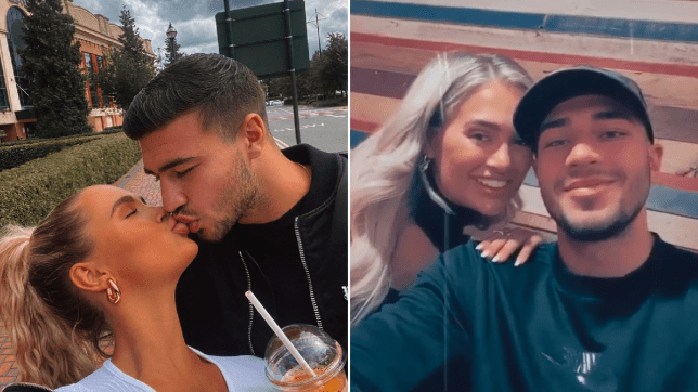 Tommy Fury and Molly-Mae anniversary