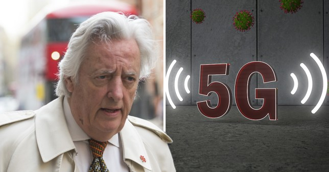 Michael Mansfield QC is on board to help stop the roll-out of next-generation 5G technology (Getty)