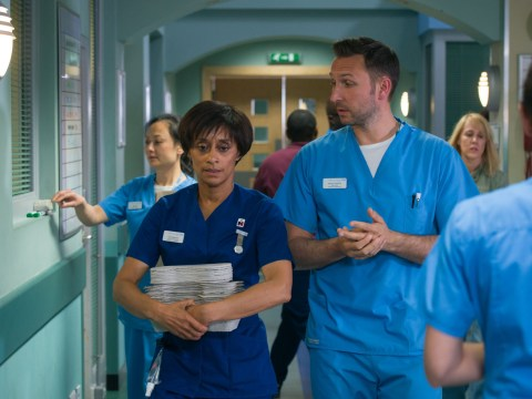 Why is Casualty not on tonight and when is it back?