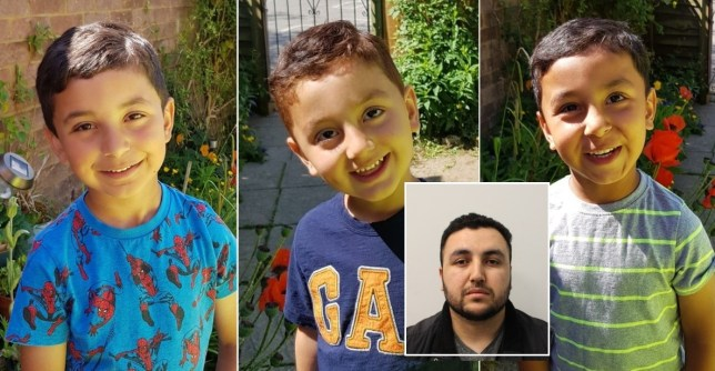 Detectives urgently appeal for public\'s help following the abduction of three brothers