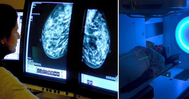 A single targeted dose of radiotherapy could be as effective as a conventional course in treating breast cancer, new research suggests.