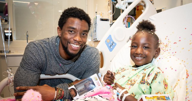 Chadwick Boseman Visited Children In Hospital During Own Cancer Battle Metro News