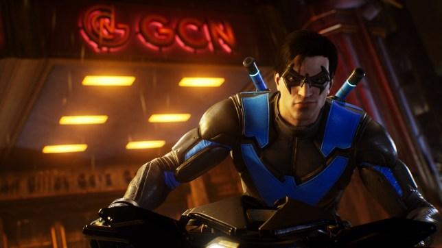Gotham Knights Nightwing