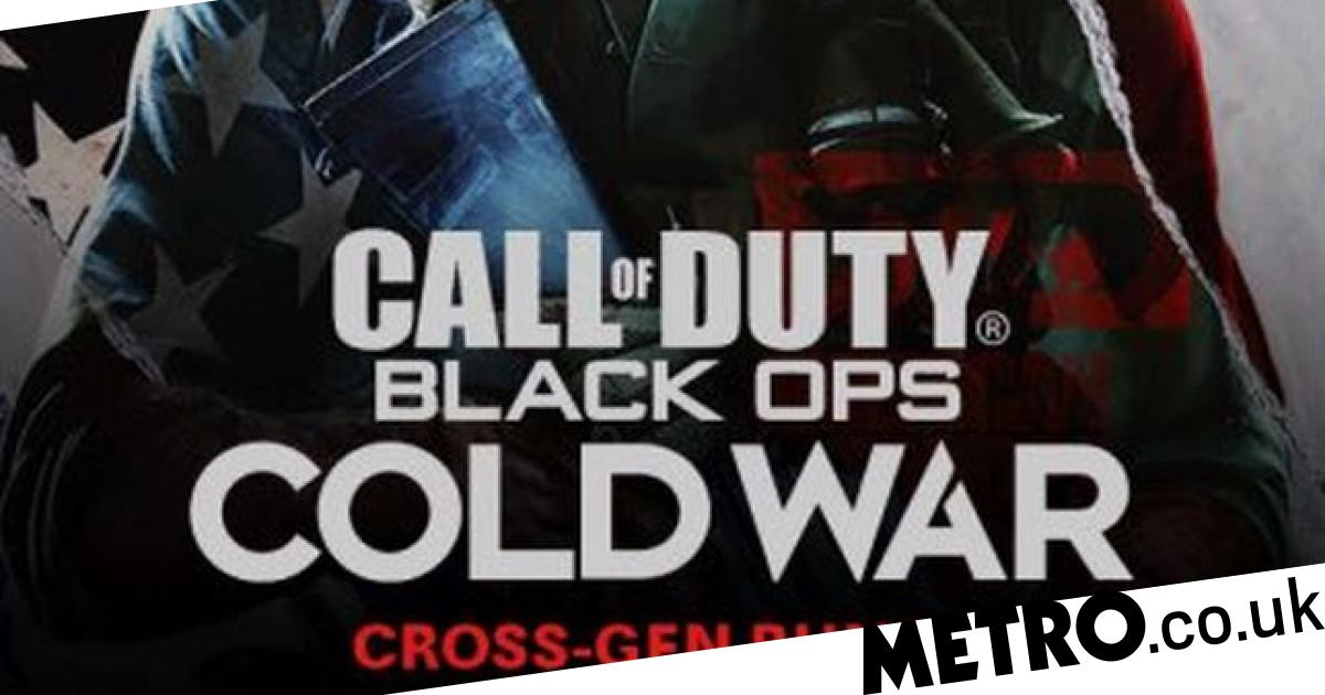 Call Of Duty Black Ops Cold War Won T Have Free Next Gen Upgrades Metro News