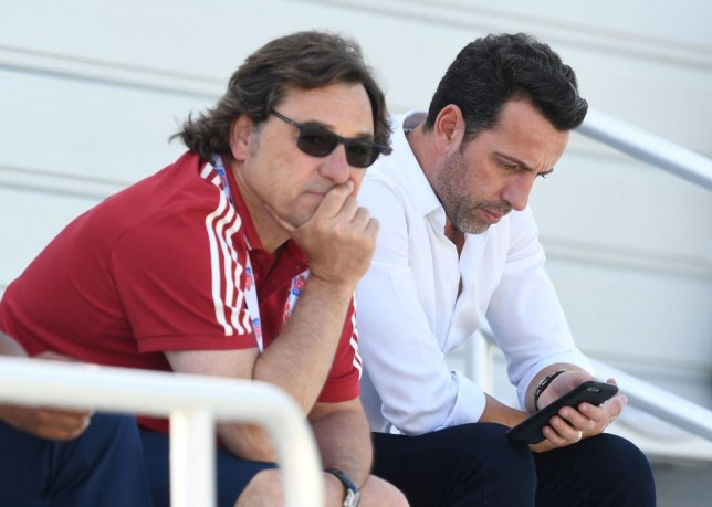 The real reason Raul Sanllehi decided to leave Arsenal after sending warning to board
