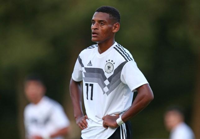 U16 Germany v U16 Austria - International Friendly