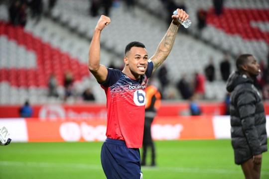 Lille Olympique Sporting Club v Football Club des Girondins de Bordeaux - Ligue 1