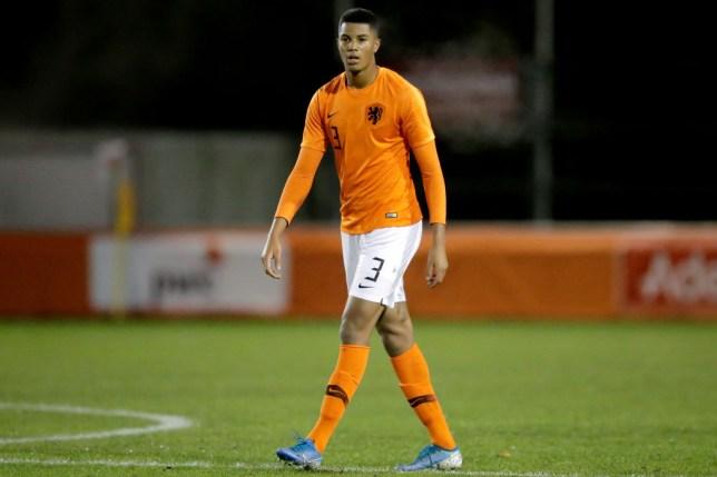 Holland U19 v Mexico U19 -U19 Men
