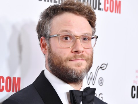 Seth Rogen insists Jewish community 'does not control every element of Hollywood' as he calls out anti-Semitism