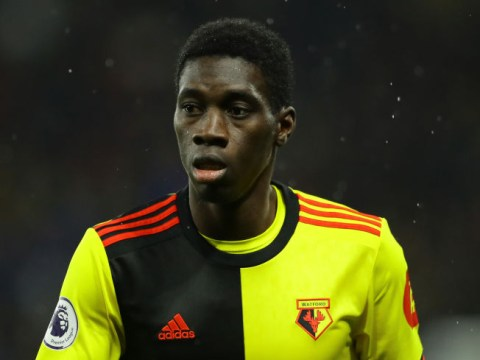 Watford winger Ismaila Sarr open to Liverpool transfer
