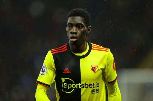 Watford winger  Ismaila Sarr says he is open to joining Liverpool