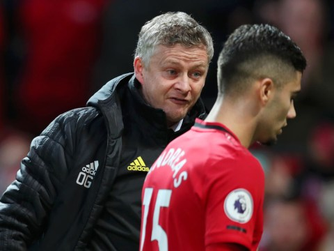 Andreas Pereira set to leave Manchester United despite plea to stay from Ole Gunnar Solskjaer
