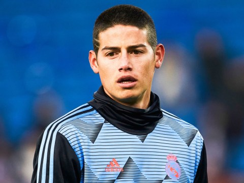 James Rodriguez bigs up 'good' Premier League transfer amid Man Utd and Arsenal talk