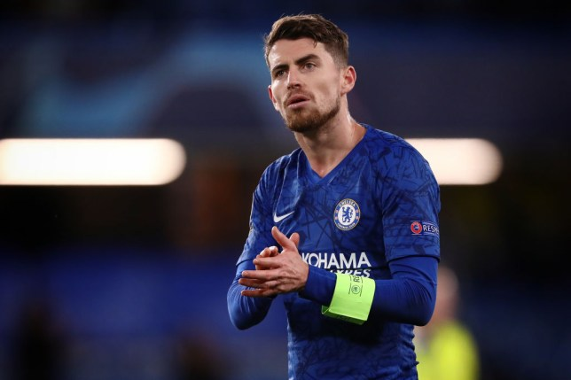 Jorginho is likely to be deemed surplus to requirements by Chelsea and Frank Lampard