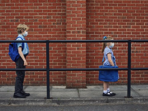When do schools go back in England and what guidelines will they follow?