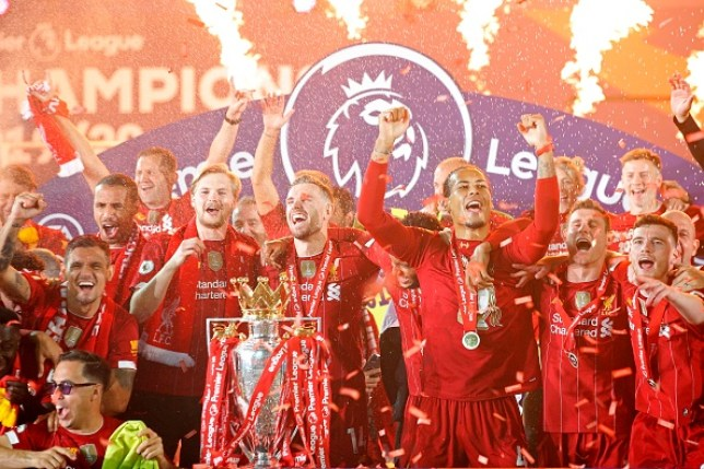 Liverpool will attempt to defend their Premier League title