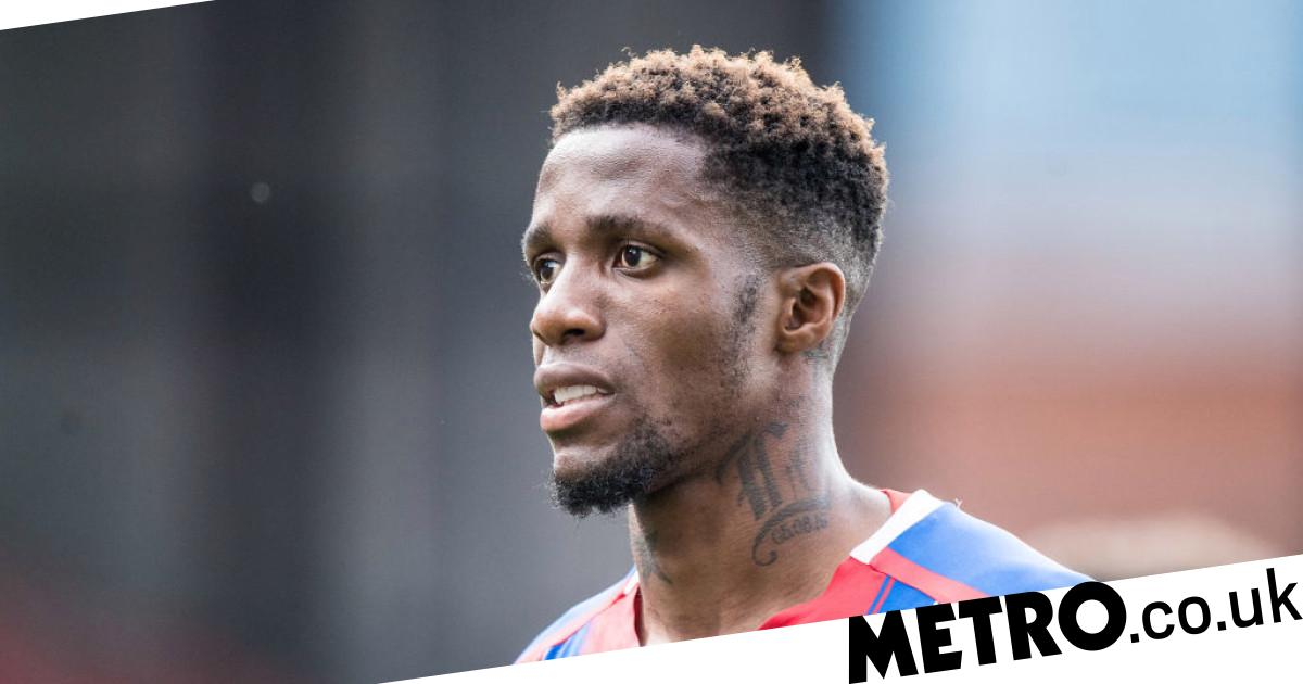 Wilfried Zaha could leave Crystal Palace for as little as £30million - metro