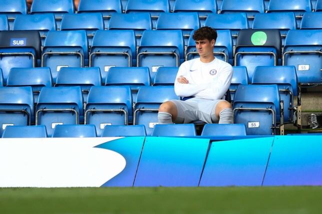 Kepa Arrizabalaga Chelsea FC v Wolverhampton Wanderers - Premier League