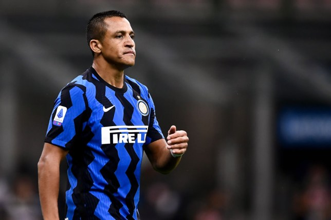 Sanchez has joined Inter permanently